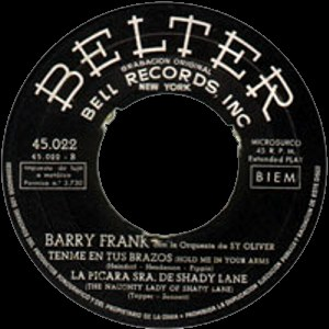 Barry Frank - Belter 45.022