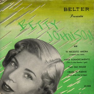 Johnson, Betty - Belter 45.024