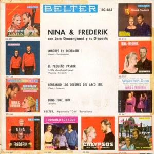 Nina And Frederik - Belter50.563