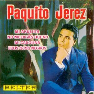 Jerez, Paquito - Belter50.589