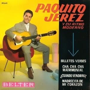 Jerez, Paquito - Belter50.641