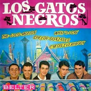 Gatos Negros, Los - Belter50.643