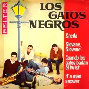 Gatos Negros, Los - Belter50.672