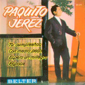 Jerez, Paquito - Belter50.574