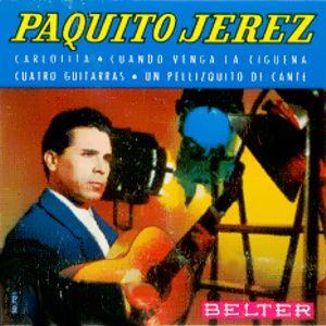 Jerez, Paquito - Belter50.701