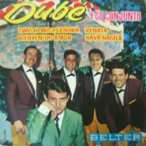 Dubé Y Su Conjunto - Belter50.708