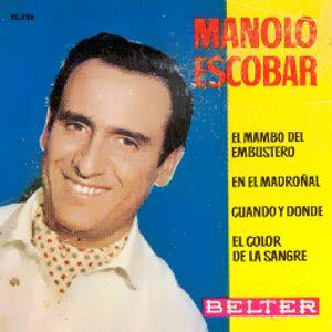 Escobar, Manolo - Belter50.720