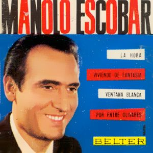 Escobar, Manolo - Belter50.721