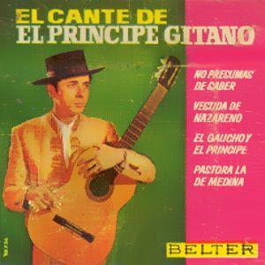 Príncipe Gitano, El - Belter50.734