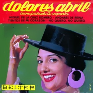 Abril, Dolores - Belter 50.753