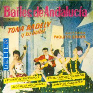Radely, Tona (Y Su Ballet) - Belter50.791