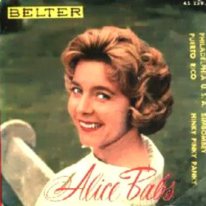 Babs, Alice - Belter 45.239