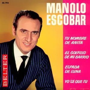 Escobar, Manolo - Belter50.792