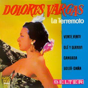 Vargas (La Terremoto), Dolores - Belter50.804