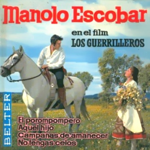 Escobar, Manolo - Belter50.826