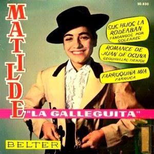 Galleguita, La - Belter50.830