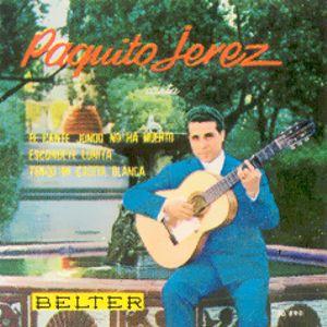 Jerez, Paquito - Belter50.890