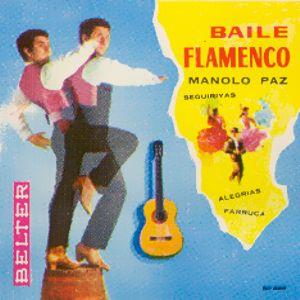 Paz, Manolo - Belter50.895
