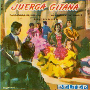 Bulerías, Manolo - Belter50.915