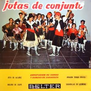 Agrupación Coros Y Danzas De Zaragoza