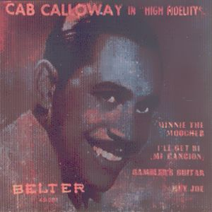 Calloway, Cab - Belter 45.001