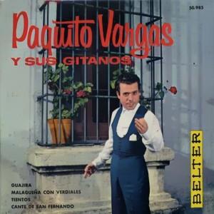 Vargas, Paquito - Belter50.985