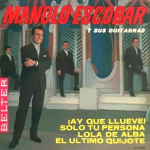 Escobar, Manolo - Belter51.042