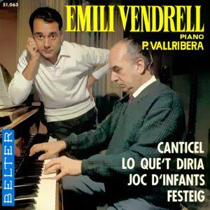 Vendrell, Emili (Hijo) - Belter51.063