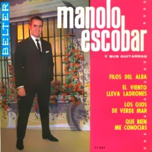 Escobar, Manolo - Belter51.065
