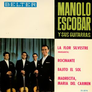 Escobar, Manolo - Belter51.074