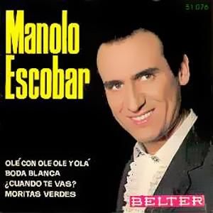 Escobar, Manolo - Belter51.076