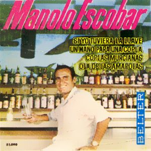 Escobar, Manolo - Belter51.090