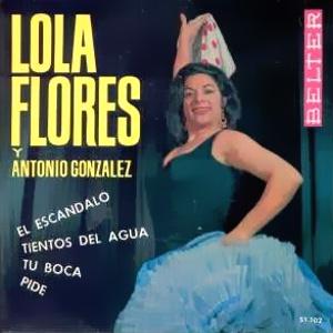 Flores, Lola - Belter51.102