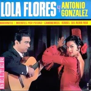 Flores, Lola - Belter51.106