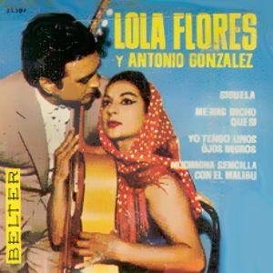 Flores, Lola - Belter51.107