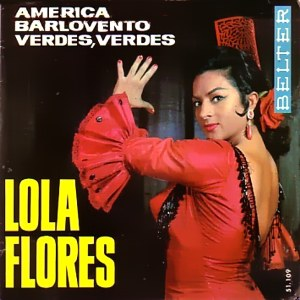 Flores, Lola - Belter51.109