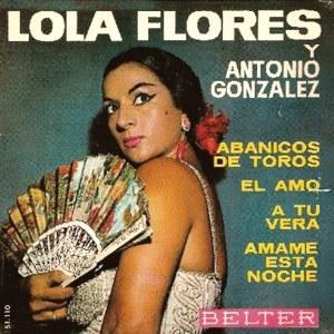 Flores, Lola - Belter51.110