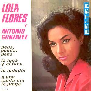 Flores, Lola - Belter51.122