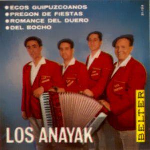 Anayak, Los - Belter51.154