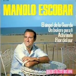 Escobar, Manolo - Belter51.158