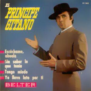 Príncipe Gitano, El - Belter51.163