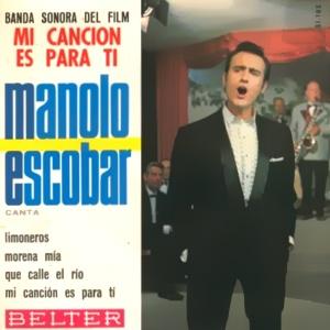 Escobar, Manolo - Belter51.185