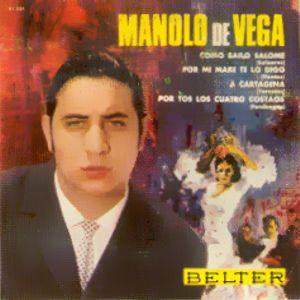 Vega, Manolo De - Belter51.201