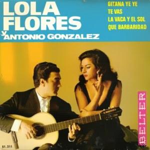 Flores, Lola - Belter51.211