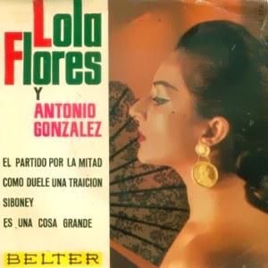 Flores, Lola - Belter51.216
