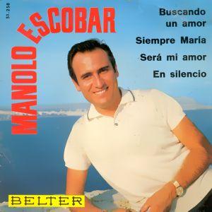 Escobar, Manolo - Belter51.258