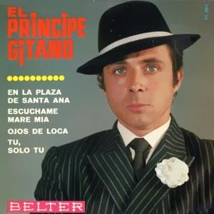 Príncipe Gitano, El - Belter51.261