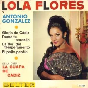 Flores, Lola - Belter51.264