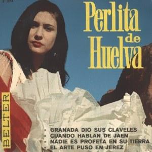 Huelva, Perlita De - Belter51.274