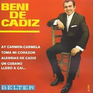 Cádiz, Beni De - Belter51.293